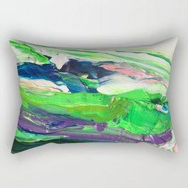 Abstract no.97 detail Rectangular Pillow