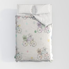 Peter Cottontail Comforters