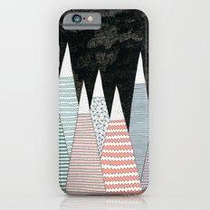 Pastel Peaks iPhone 6s Slim Case