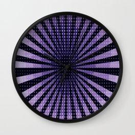 Nova Spot Wall Clock
