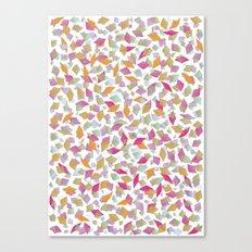 Paper Field Canvas Print