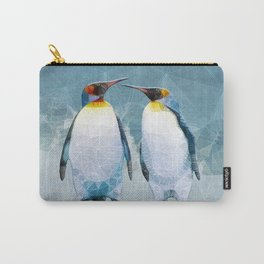 penguin love Carry-All Pouch