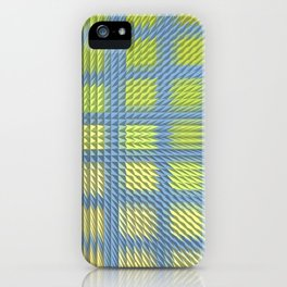 Pointed Pattern iPhone Case