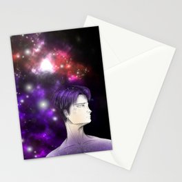 Leviathan Galaxy Stationery Cards