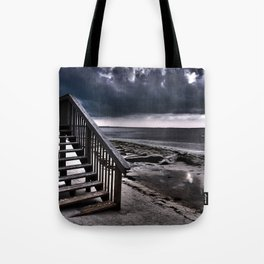 Can You Sea What I Sea Tote Bag