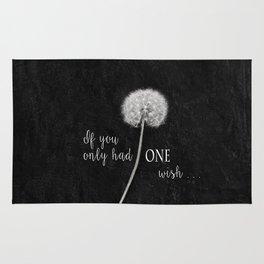 One Wish Rug