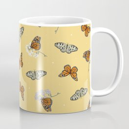 Butterfly Array Coffee Mug