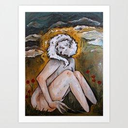 Primal Calling Art Print