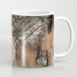 The Divided Continent Coffee Mug