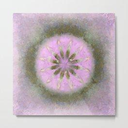 Spermaduct Bare-Skinned Flowers  ID:16165-150219-20470 Metal Print