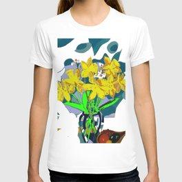 A  Daffodil Day        by Kay Lipton T-shirt