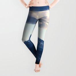 SPLIT TONES Leggings