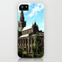 Glasgow Cathedral iPhone Case