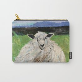 Big fat woolly sheep Carry-All Pouch