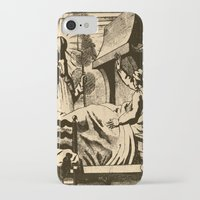 sandman iPhone & iPod Cases featuring The Sandman by DOOMSDAY