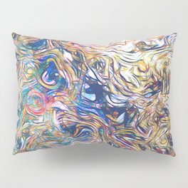 Abstract Composition 13 Pillow Sham