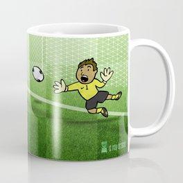 THE GOAL OF INIESTA- WORLD CUP 2010 Coffee Mug