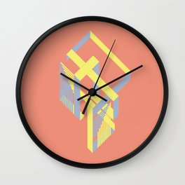 RBY Isorinth Wall Clock