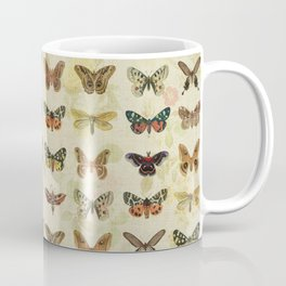 Moths & Butterflies Coffee Mug