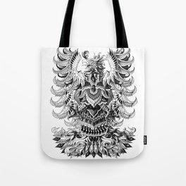 Heraldic Phoenix Tote Bag