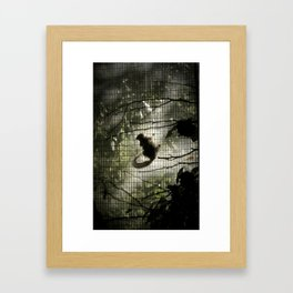 I see you (Melbourne, 2010) Framed Art Print