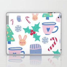Christmas pattern Laptop & iPad Skin
