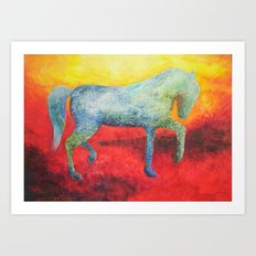 LİDER Art Print