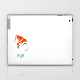 Jacques-Yves Cousteau Laptop & iPad Skin