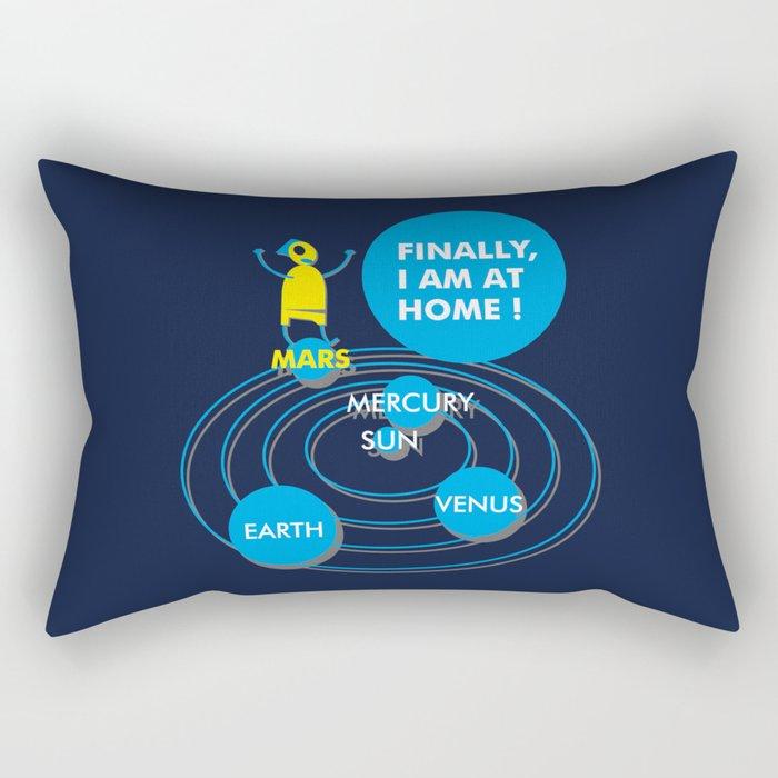 At home Rectangular Pillow
