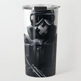 Rainbow Six: Mute Travel Mug