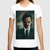 moriarty T-shirts featuring Moriarty by Sirenphotos