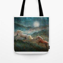 Celestial Spirits Tote Bag