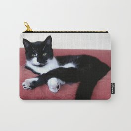 Queen Cat Carry-All Pouch