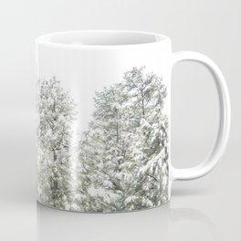 Lapse of Snow Coffee Mug
