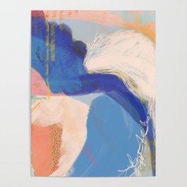 Sanibel - Shapes and Layers no. 34 - Abstract Poster