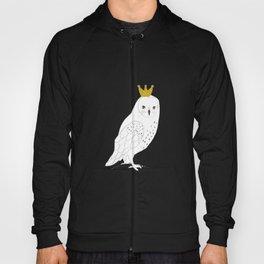 A king Owl,  Hoody