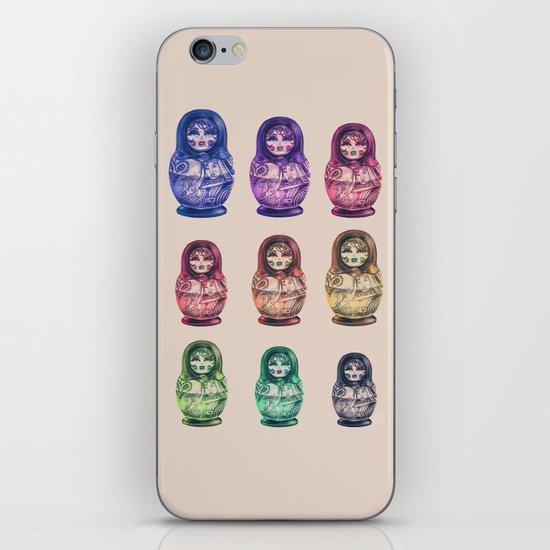 Russia iPhone & iPod Skin