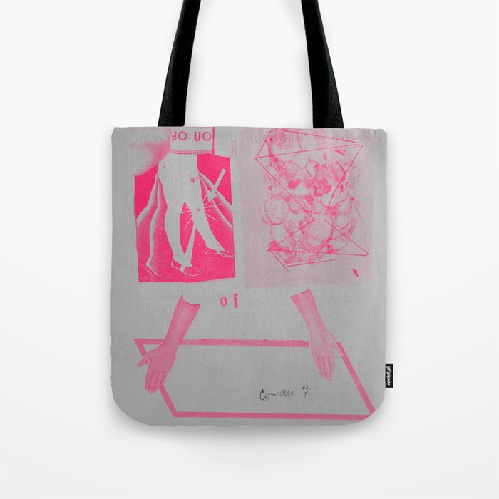 thehere7 Tote Bag