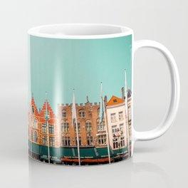 Bruges Cityscape Coffee Mug