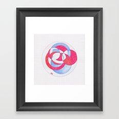 Cirque-cle #1 Framed Art Print