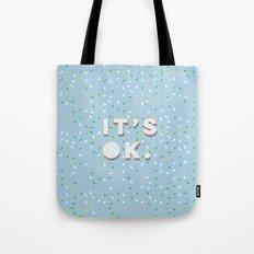 IT´S OK. POP Tote Bag