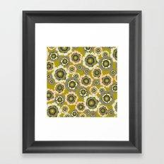 Floral3 Framed Art Print