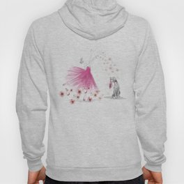DANCE OF THE CHERRY BLOSSOM Hoody