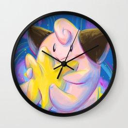 Cleffa Wall Clock