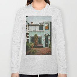 Amsterdam Small House Long Sleeve T-shirt