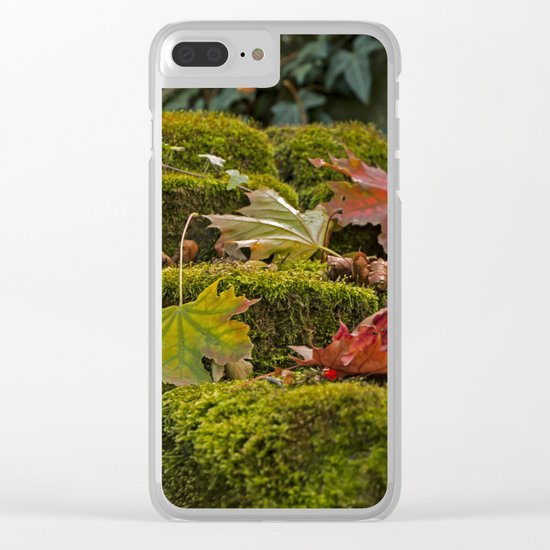 Autumnlights- Indian Summer IV Clear iPhone Case