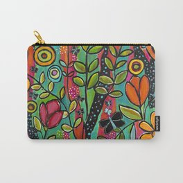 A Wish To Fly Carry-All Pouch