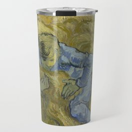 The Sheaf-Binder (after Millet) Travel Mug