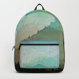 Watercolor Hills Backpack