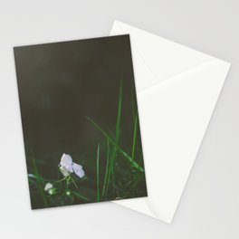 Lonely Flowers 02 Stationery Cards